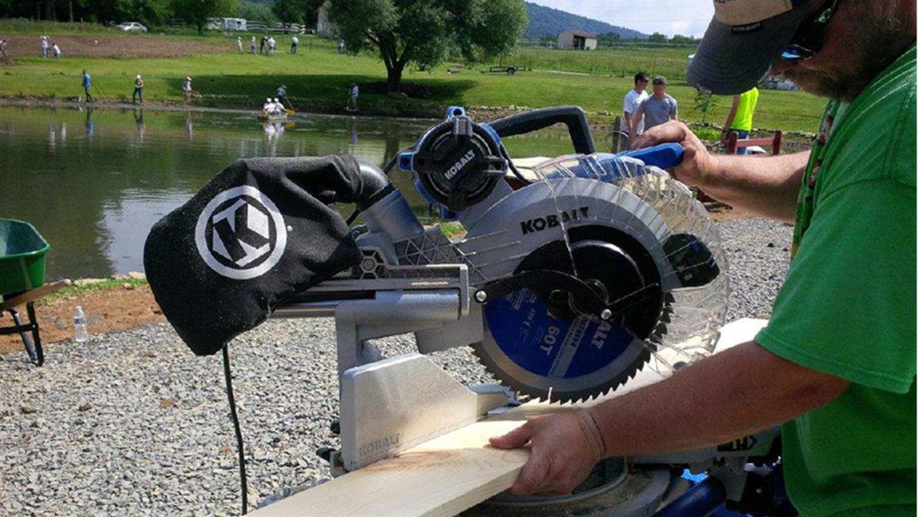 Cobalt circular saw