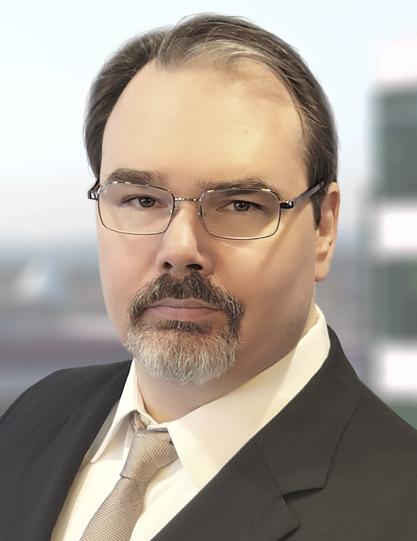 Rick Zygowicz portrait image